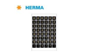 PREPRINTED LABELS HERMA N.4131